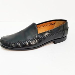 Sandro Moscoloni Lauderdale Black LOAFERS Mens 11